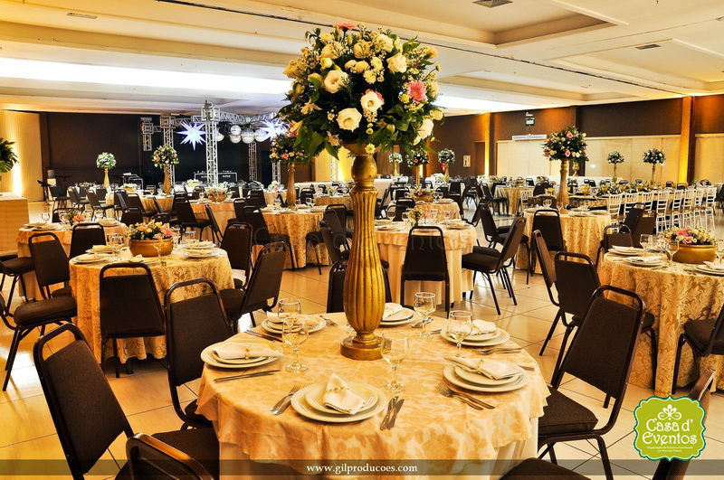 Casa de Eventos. Foto: Gil Produções
