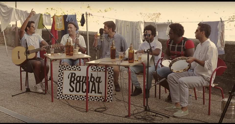 Bamba Social (Orquestra/Roda de Samba)
