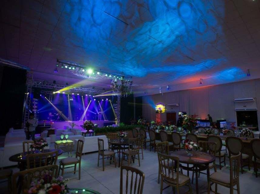 Cenário Hall