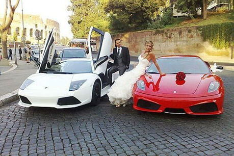 Lamborghini e Ferrari