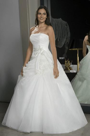 Vestidos de novia Casa de las Enaguas en Guadalajara Centro, del grupo N&N.