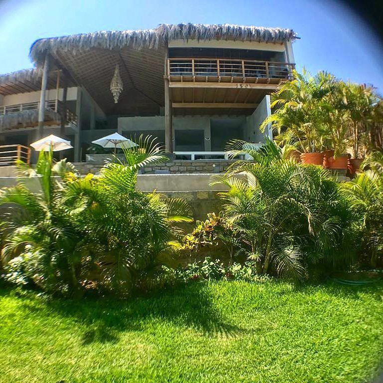 Casa Punta Arena en Pocitas Máncora