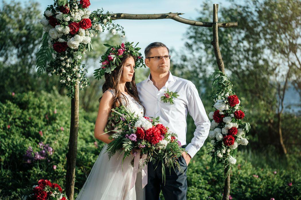 Свадебная фотосессия на Финском заливе