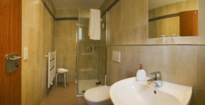 Beispiel: Badezimmer, Foto: Märkisches Gildehaus.