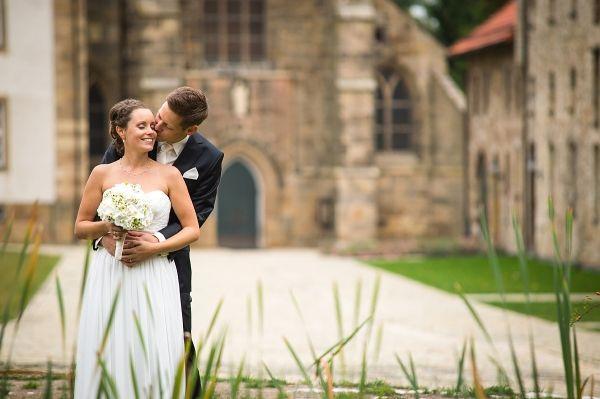 Beispiel: Romantische Hochzeitsreportage, Foto: asa400.