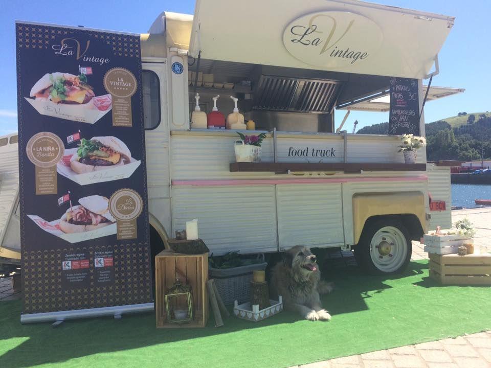 Papamovil & La Vintage Foodtrucks