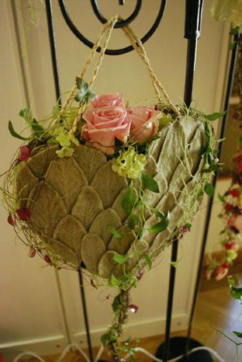 Beispiel: Blumenschmuck, Foto: Blumenfee.