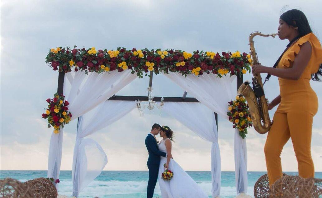 Cuteweddings Cancún