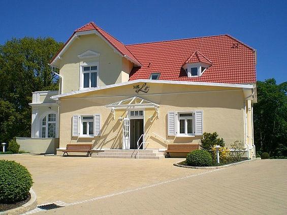 Beispiel: Villa Lo, Foto: Travel Charme Nordperd & Villen Göhren.