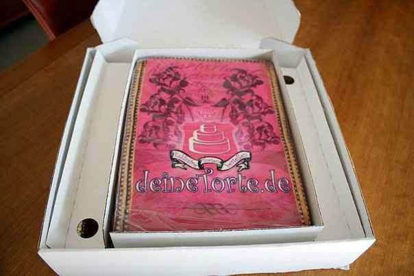 Beispiel: Gestalte deine eigene Torte, Foto: Deine Torte.