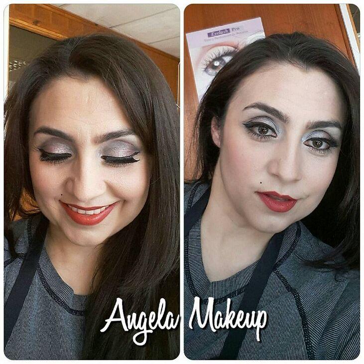 Angela Makeup/Maquillaje y Peinado
