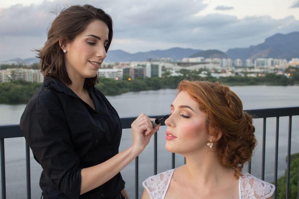 Claudia Mendes Makeup/foto: Luma Braz Fotografia