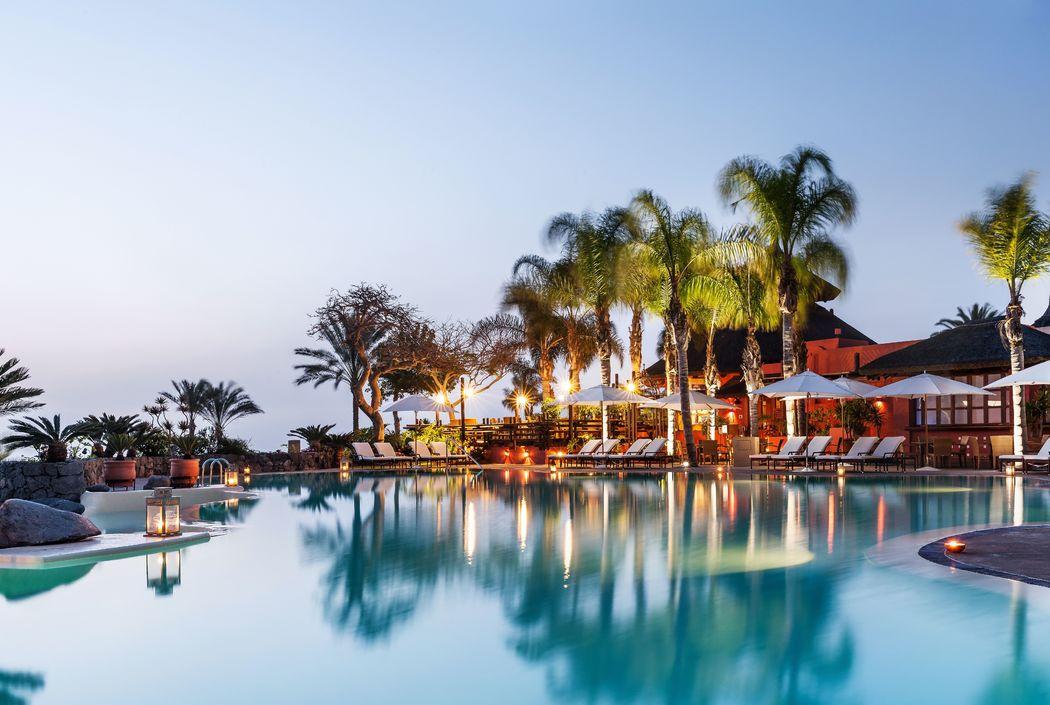 Atardecer en El Mirador The Ritz-Carlton, Abama