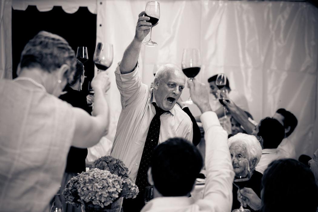 Fotos vom Hochzeitsfest
