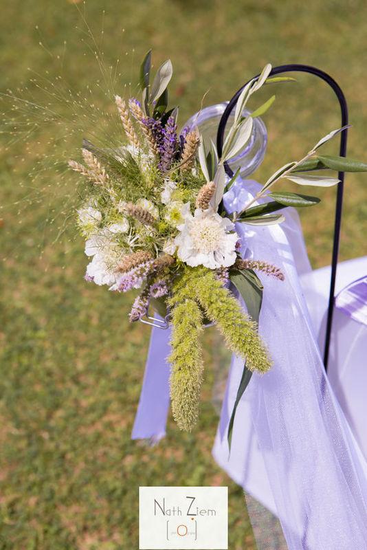 Décoration cérémonie laïque  by French Wedding Belles