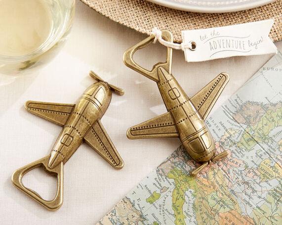 Para tu boda en destino & Viajes..destapadores vintage