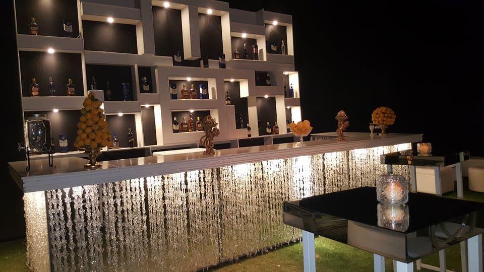 Lounges platinum de luxe