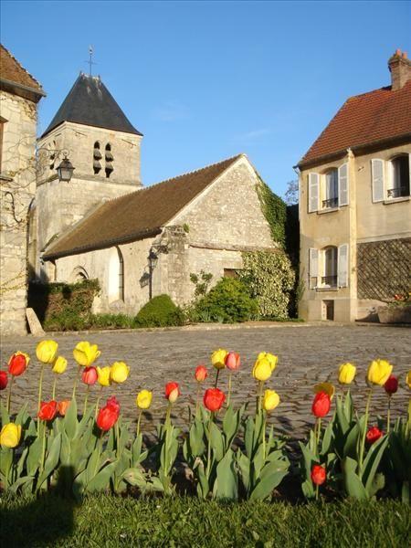 L'église du  Manoir des Chevaliers