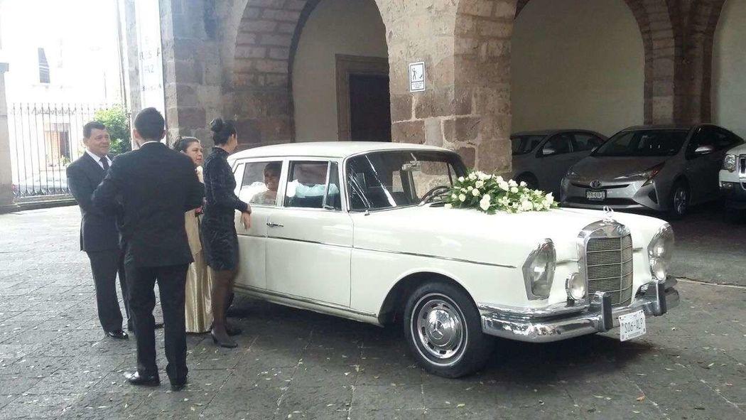 Auto Ceremonia Morelia