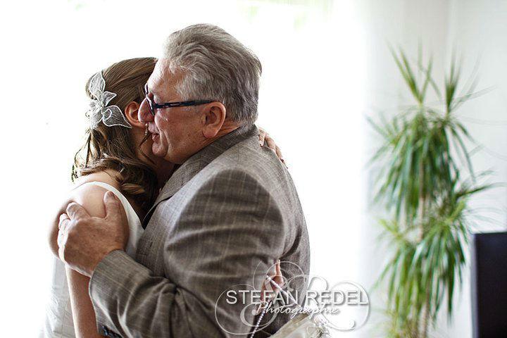 Beispiel: Emotionale Momente für die Ewigkeit festgehalten, Foto: Stefan Redel Photographie.
