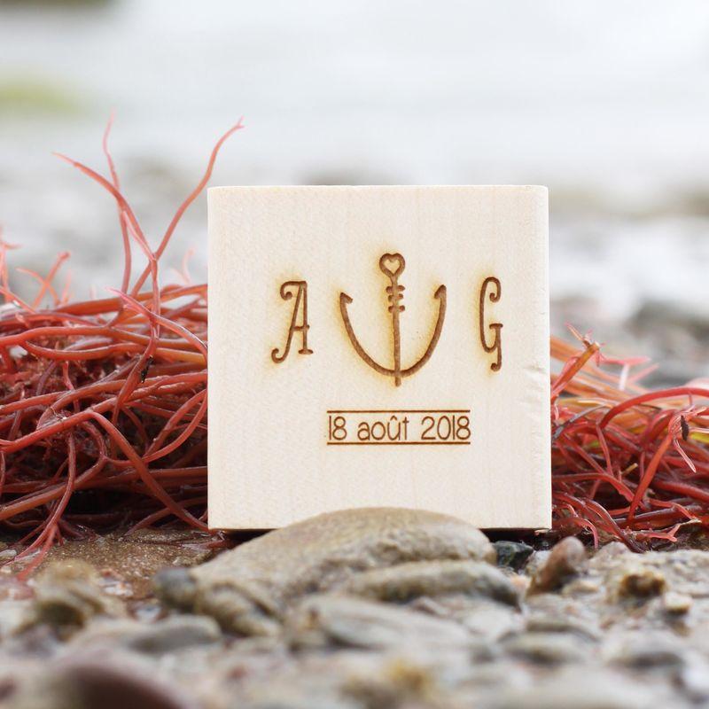 Tampon, collection bord de mer