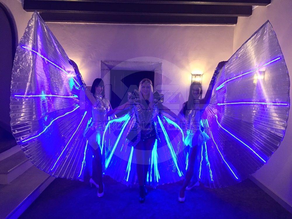 Animação Light Angels
