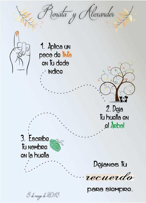 Árbol de Huellas Colombia