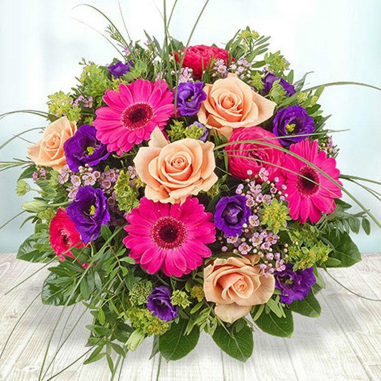 Beispiel: Blumenstrauß
