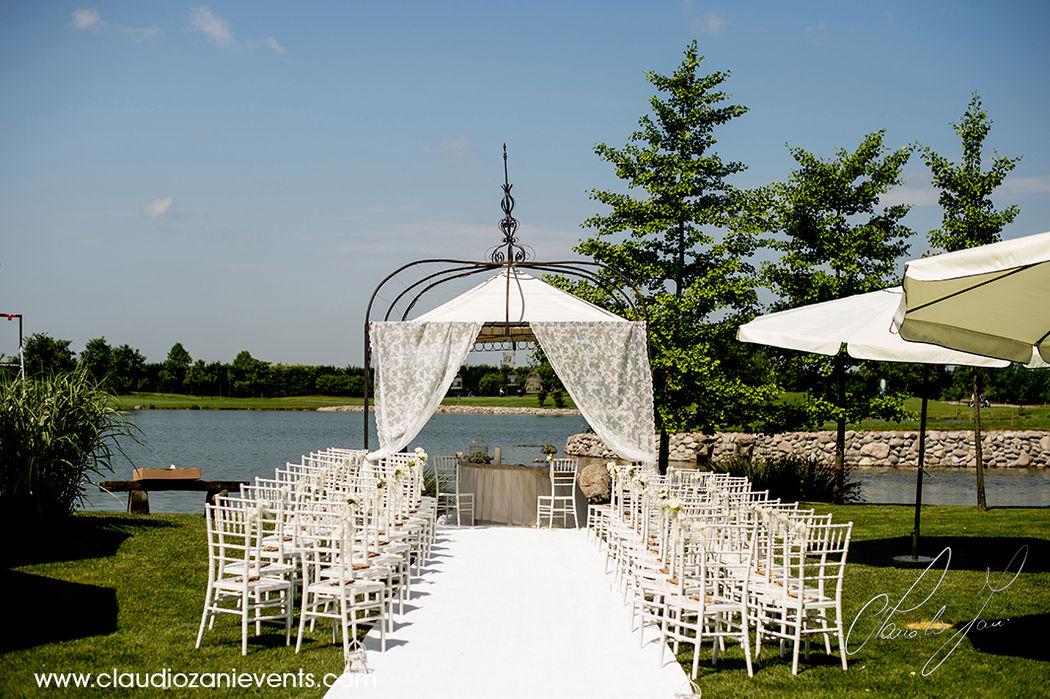 Claudio Zani Wedding Designer