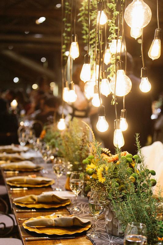 Decoração Casamento Cris Flor   Foto por Duo Borgatto