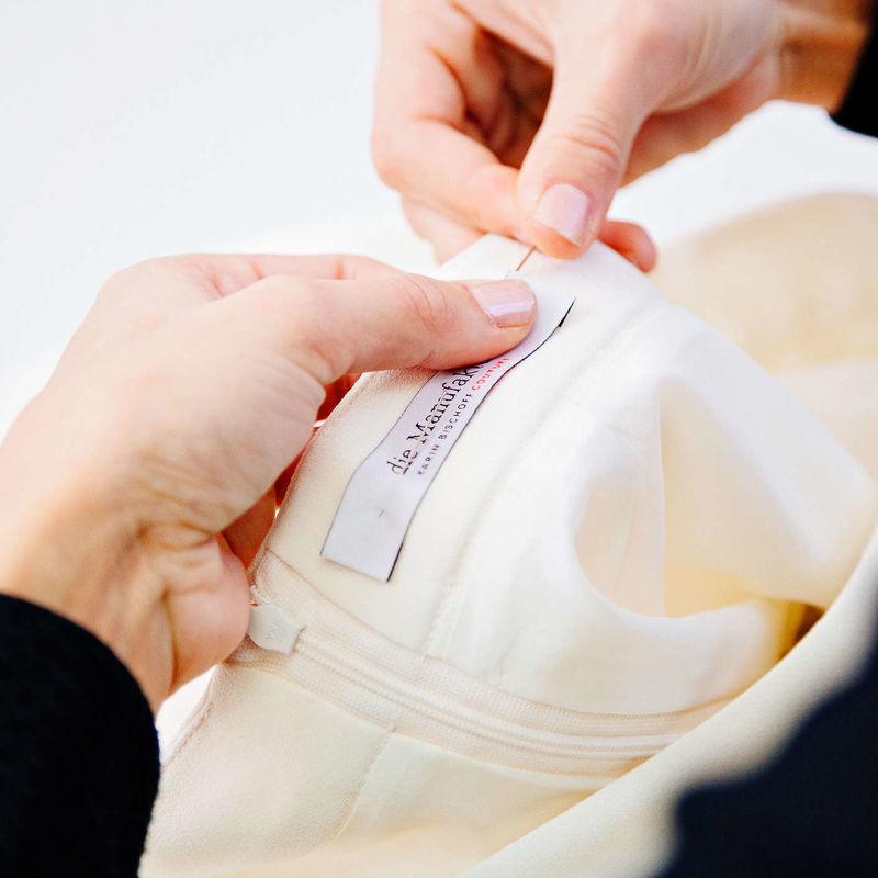 Die Manufaktur - das Couture-Atelier