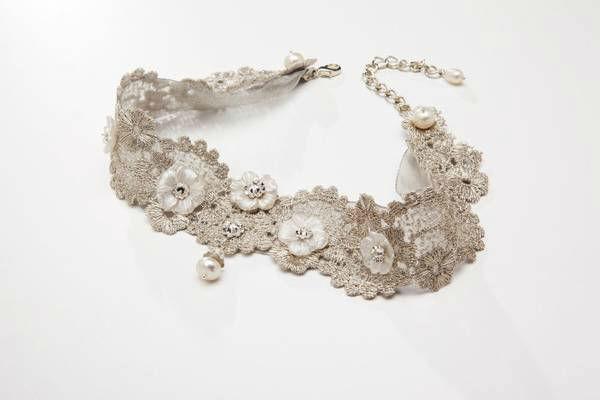 Beispiel: Accessoires - Halskette, Foto: Festtruhe.