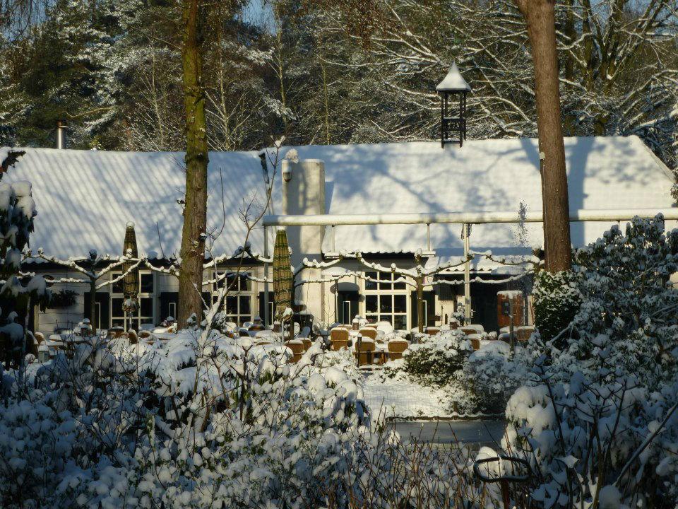 Boshuys winter