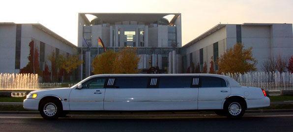 Beispiel: Ihr Limousinen-Service in Berlin, Foto: City-Limos.