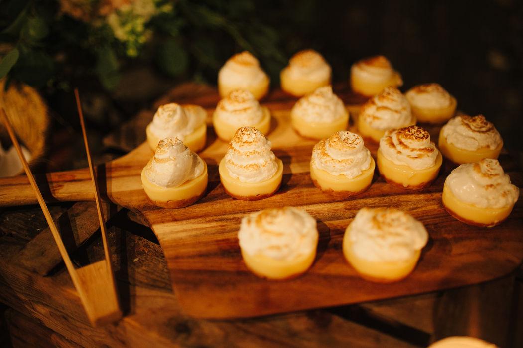 Lemon Pie - Catering Bodas 21 de Marzo