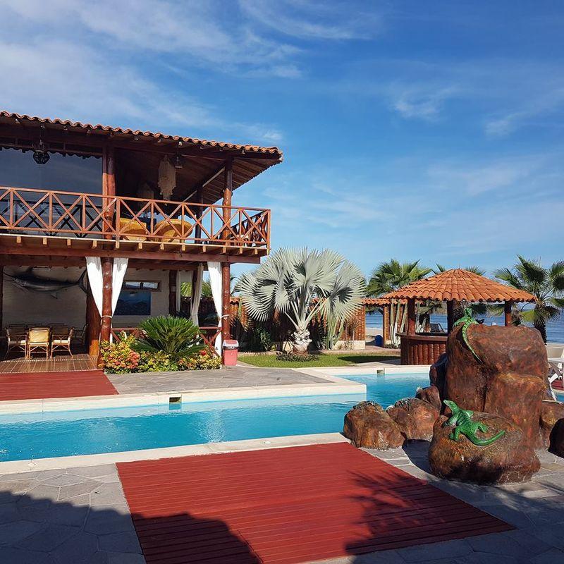 """Apart Hotel """"Las Cherelas Adventure & Fishing Club"""""""