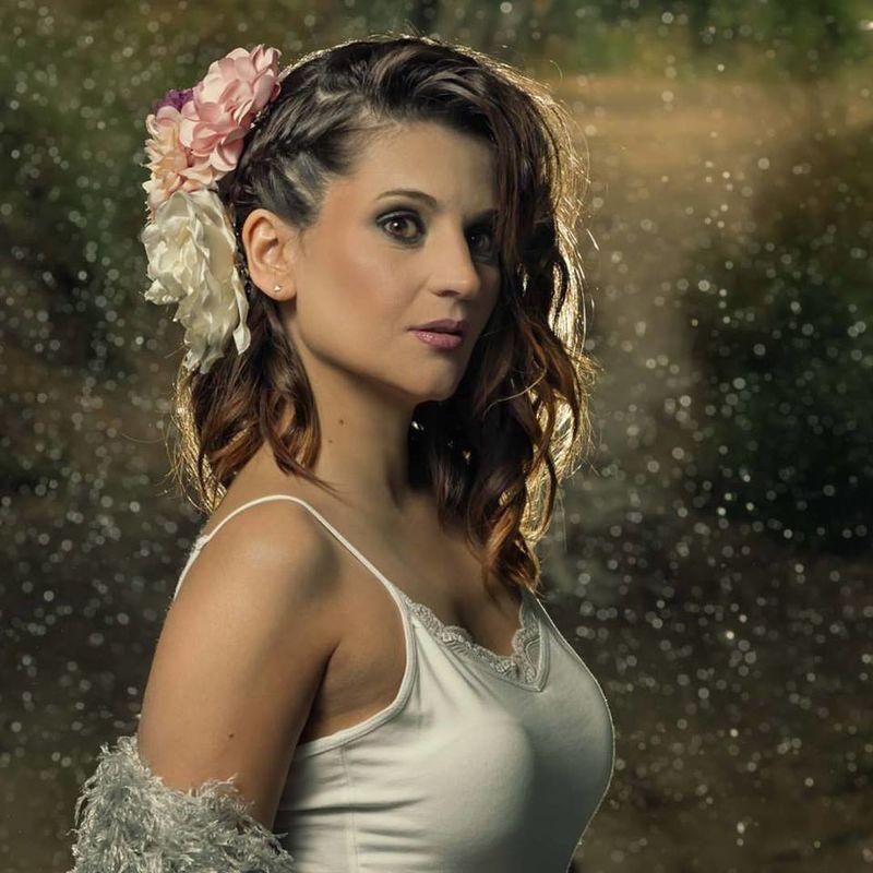 María Orego Make Up