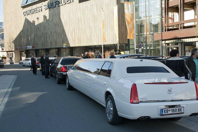 Foto: Limousine von