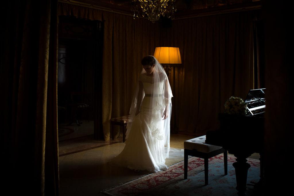 fotografía boda en el Bell Recó