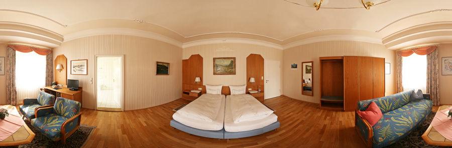 Beispiel: Hotelzimmer, Foto: Gasthof Stockhammer.