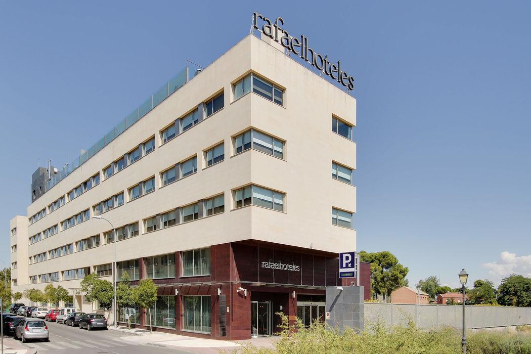 Rafaelhoteles Forum Alcalá