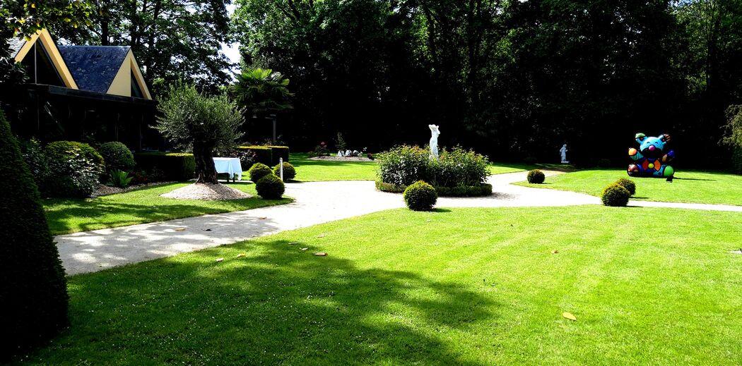 La Fontaine aux Perles