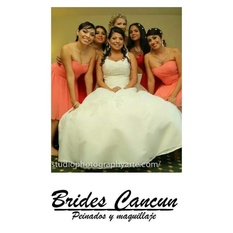 Brides cancun