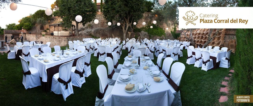 Catering Plaza Corral del Rey