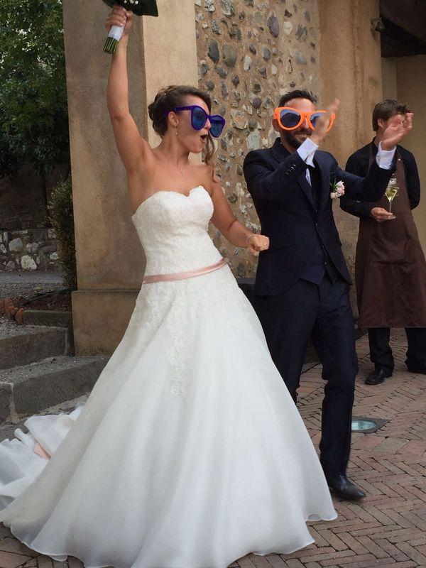 Galeotto fu il tiro con l'arco - w gli sposi