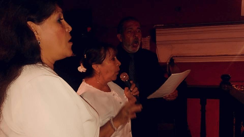 ANGELES DE MARIA COROS & BUFFETT