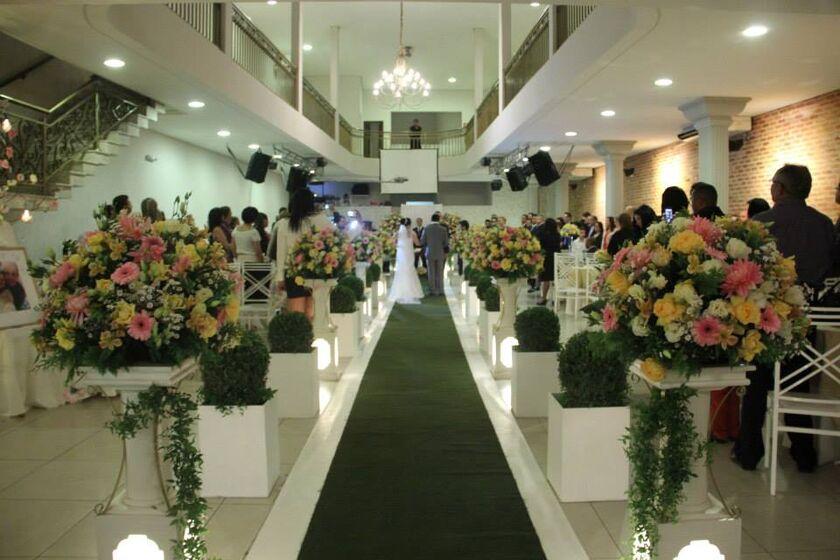 Buffet Flores