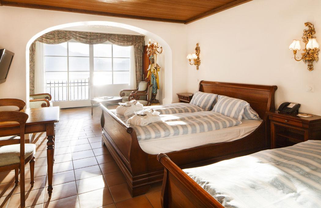 Deluxe Zimmer im Jagd-Schloss
