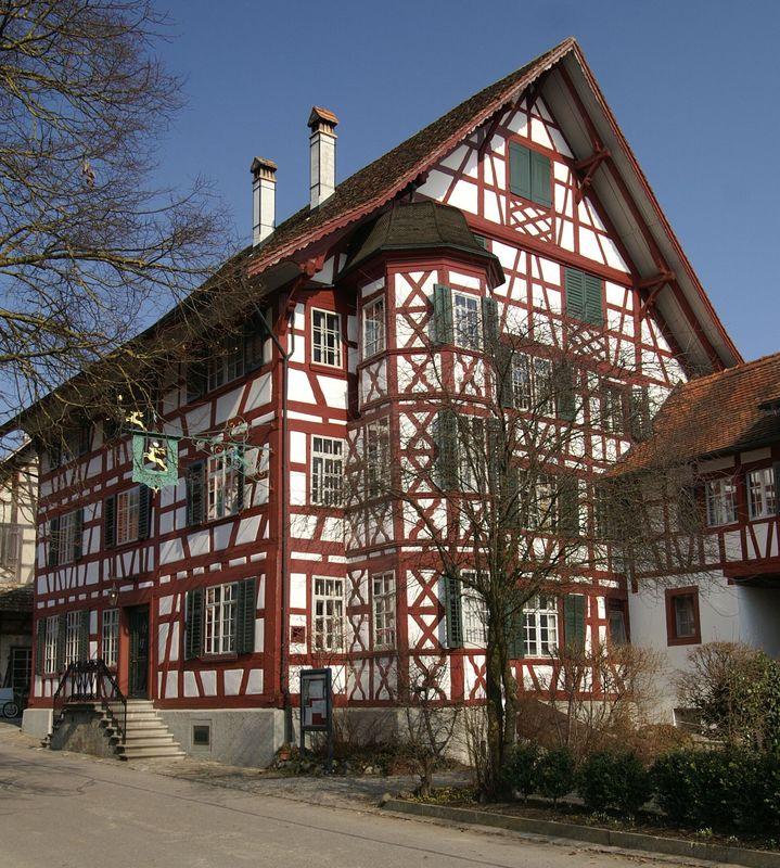 Gasthof Hirschen Stammheim