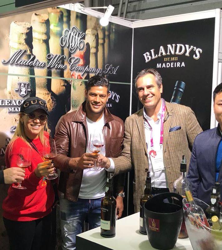 Blandy's Madeira Wine